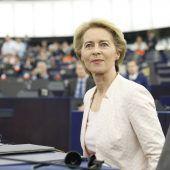 Erste Frau an der Spitze der EU-Kommission