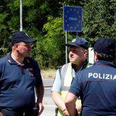 Salvini will die Grenze zu Slowenien dicht machen