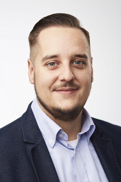 Thomas Nussbaumer, Exacta, verspricht noch bessere Dienstleistungen. Fa/Vögel