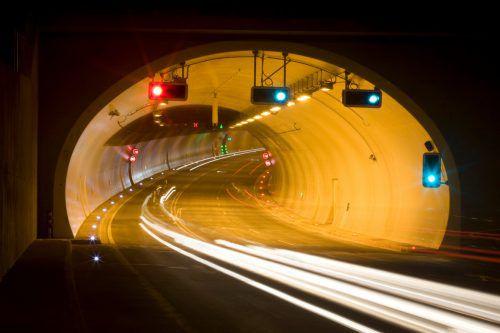 Tunnel-Studie zeigt Potenzial für Mobilität der Zukunft auf. VN