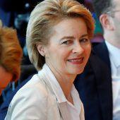Von der Leyen soll EU-Kommission leiten