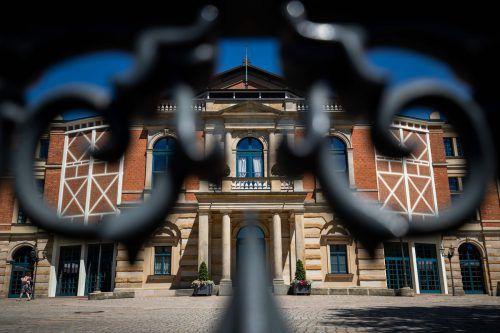Das Festspielhaus nach Entwürfen von Richard Wagner wurde 1876 eröffnet. dpa