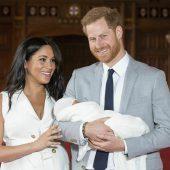 Prinz Harry plant maximal zwei Kinder