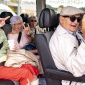 Rockende Rentner