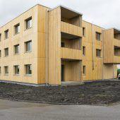 Vogewosi hat 333 Wohnungen in Bau