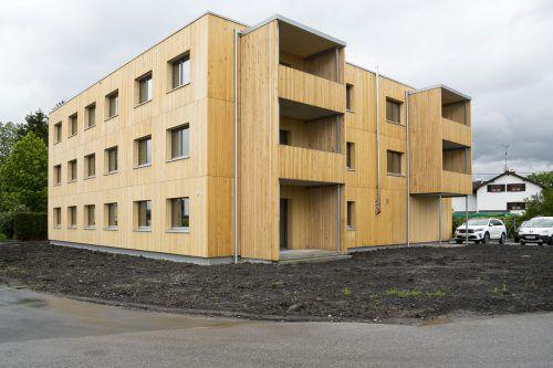 Wohnen500+ in Lustenau. Für Albert Hofer und Hans-Peter Lorenz zukunftsweisend im Sinne der Kosten.