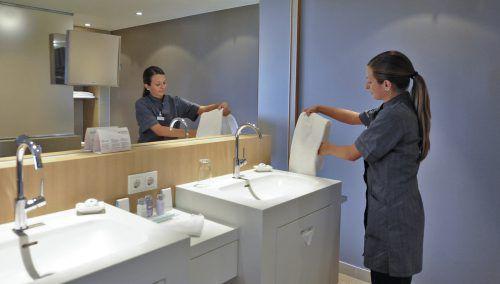 Zu lange Arbeitszeiten in der Hotellerie sorgten für Anzeigen. APA