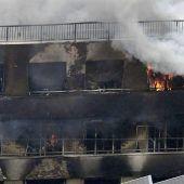Brandanschlag auf Filmstudio in Japan: Über 30 Tote