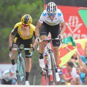 39-Jähriger gewinnt Vuelta-Etappe