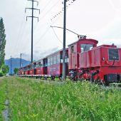 Ein Tag als Lokführer in Lustenau
