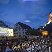 Film ab für Kino unter Sternen