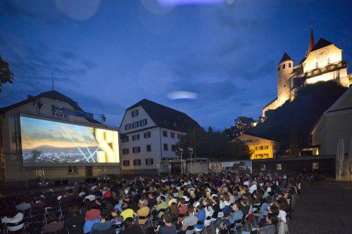 Am Mittwoch startet die Filmreihe am Rankweiler Marktplatz. Veranstalter/Mathis