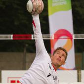 Faustball-Nationalteamkommt nach Schwarzach