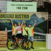 Bachmann-Sieg bei Race Around Austria