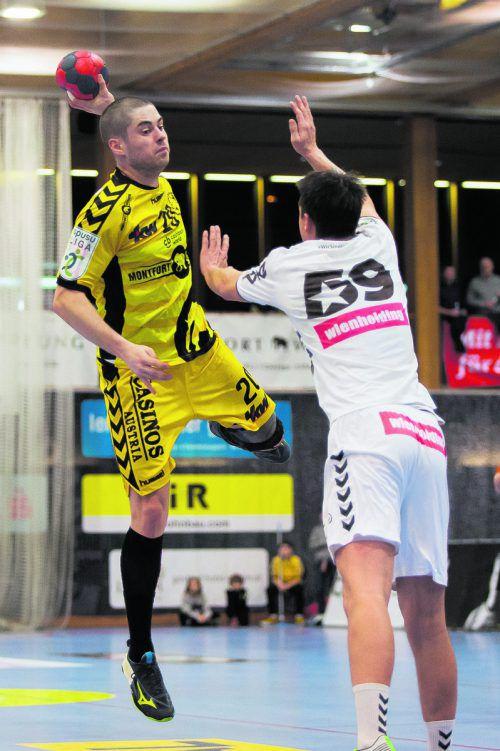 Ante Esegovic muss nach einer Knieoperation wohl länger zusehen.steurer
