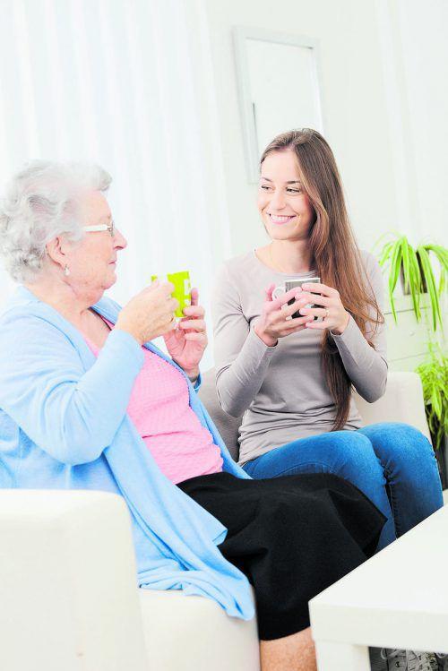 Auf der einen Seite steht in Österreich eine erfreulich hohe Lebenserwartung, auf der anderen Seite steigt damit auch die potenzielle Pflegebedürftigkeit.APA
