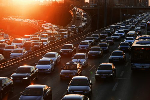 Auf der ganzen Welt gibt es rund 1,28 Milliarden Kraftfahrzeuge. Reuters