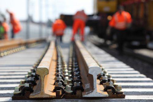 Wann am Bregenzer Bahnhof gebaut wird, ist noch nicht ganz klar. ÖBB
