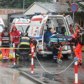 Tote und Verletzte nach Unwetter