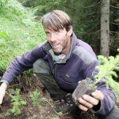 25. Jubiläum für Bergwaldprojekt