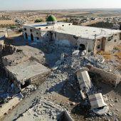 Syrische Sicherungszone für Erdogan