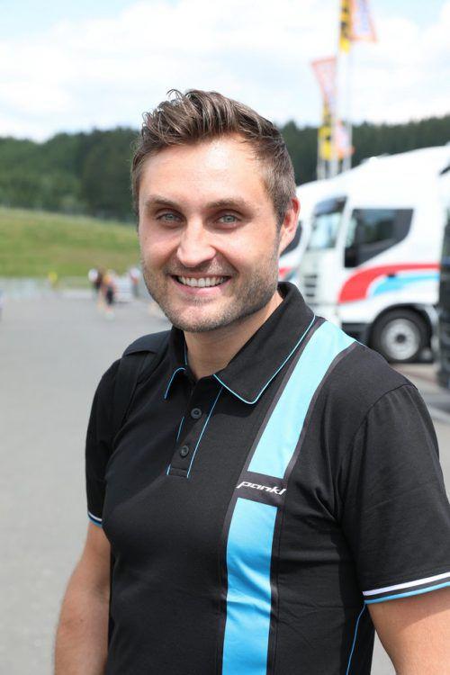 Daniel Weber geht bei Pankl Racing den nächsten Karriereschritt. MAnfred Noger