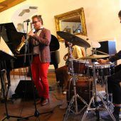 Raffinierter Jazz in der Schattenburg