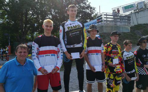 Das Bludenzer BMX-Weekend gestaltete sich für den heimischen BMX-Club äußerst erfolgreich. Verein