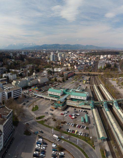 Die Weichen für den Neubau des Bregenzer Bahnhofs sind gestellt.