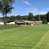 Frastner Clubheim wird erneuert