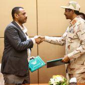 Sudan auf dem Weg zur Demokratie