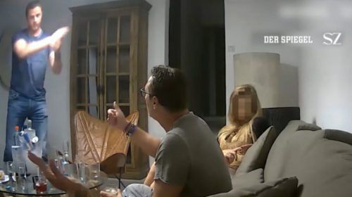 """""""Spiegel"""" und """"Süddeutsche"""" hatten zuerst Auszüge des Videos veröffentlicht. spiegel, SZ"""