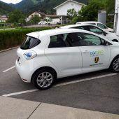 Ein E-Auto für Bürger und Gemeinde in Klaus