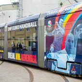 Handball-Euro ist auf Schiene