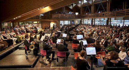 Das Lech Classic Festival hat sich auch als Podium der Begegnung mit jungen Sonderbegabungen etabliert. LZT