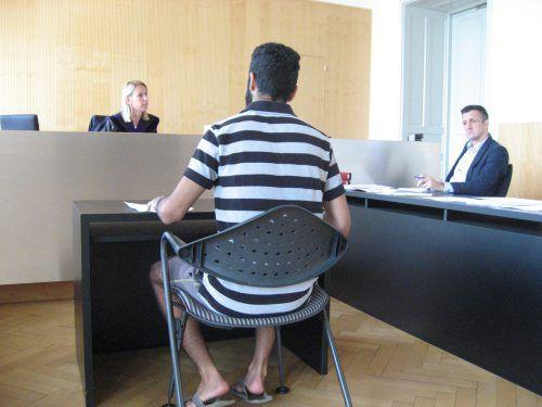 Der 22-Jährige wurde zu einer Geldstrafe von 1200 Euro verurteilt. EC