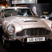 Bonds Aston Martin hat neuen Besitzer