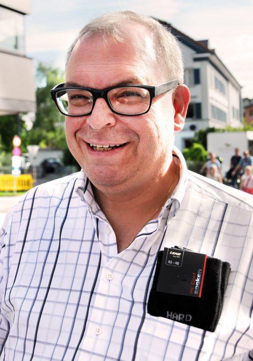 Der bisherige Harder Pfarrer Hubert Lenz wird Generalvikar der Diözese. AJK