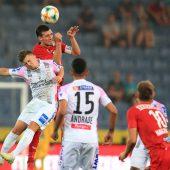 Austria Klagenfurt wiederan der Spitze der 2. Liga
