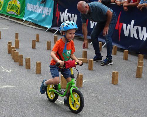 Der Käferle-Cup für die Kleinsten eröffnete die Veranstaltung.