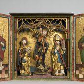 Dieser Altar ging durch mehrere Hände