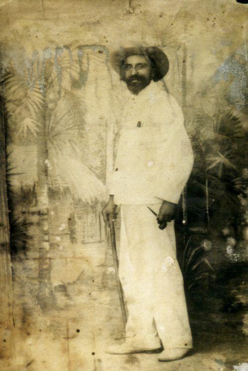 Der Ludescher Eduard Fritz lebte in Afrika und Argentinien. Klostertal Museum