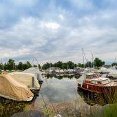 See, Boot, Hafen und der perfekte Sommer