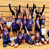 Probetraining beim Handballverein
