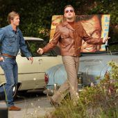 Tarantinos Hommage an die Traumfabrik