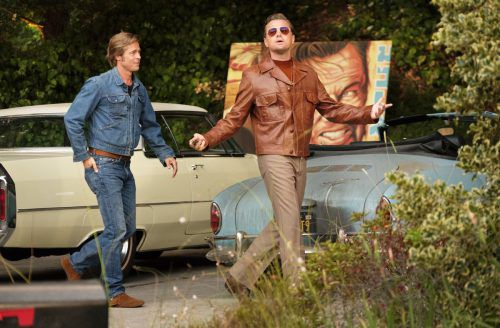 Der Streifen ist mit Brad Pitt und Leonardo DiCaprio hochkarätig besetzt. Sony