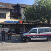 Erdrückende Beweise gegen Österreicher (21) nach Banküberfall in Lustenau. B1