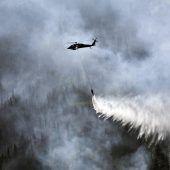 Entspannung bei Waldbränden in Sibirien