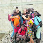 Caritas informiert über Auslandshilfe
