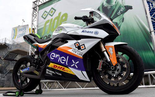 Die elektrische MotoE-Serie versucht am MotoGP-Wochenende in Spielberg einen Neustart. apa